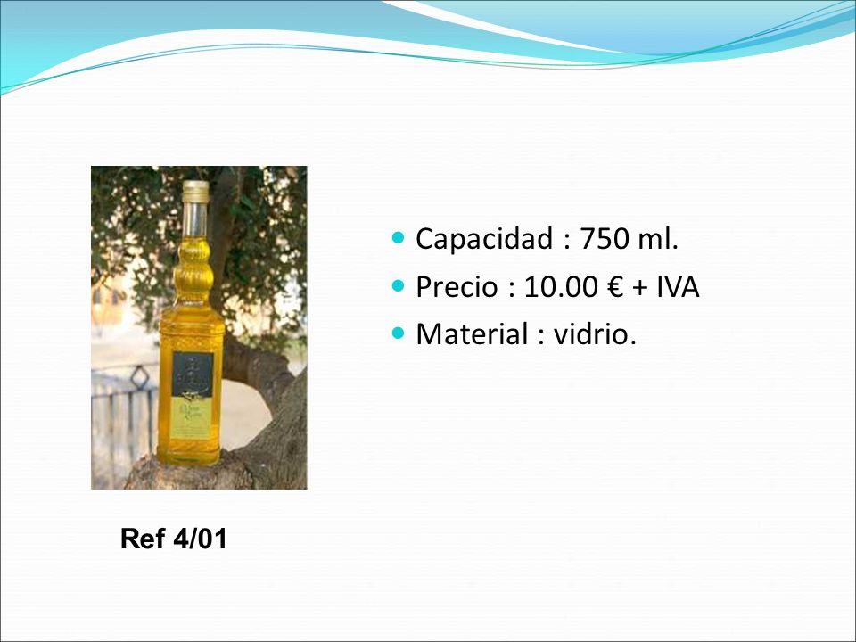 Ref 3/06Ref 4/06 Ref 5/06 Medidas: 137 cm Precio : 12 sin IVA Material : lana