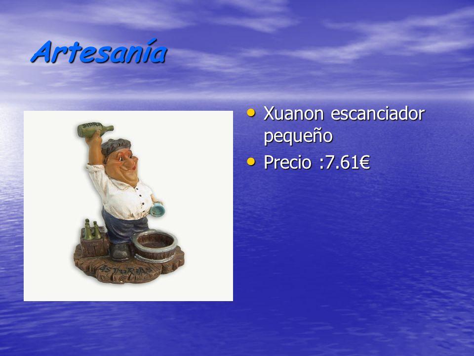 Artesanía Xuanon escanciador pequeño Xuanon escanciador pequeño Precio :7.61 Precio :7.61