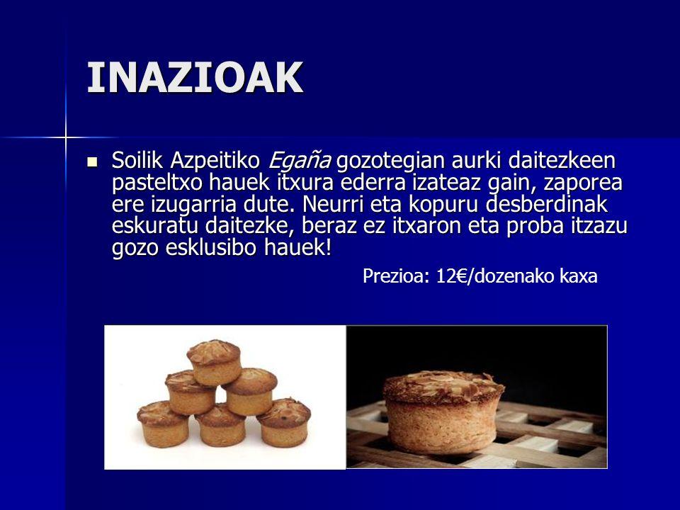 Chocolate de Mendaro Este producto es más que un alimento, es una tentación muy dulce y aromática.