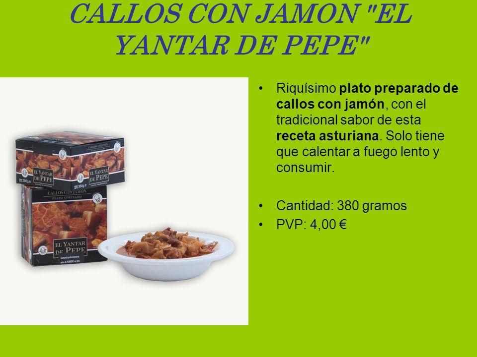 CALLOS CON JAMON
