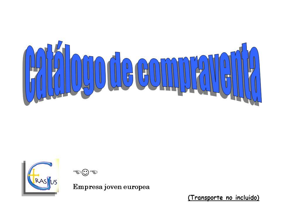 EJE Empresa joven europea (Transporte no incluido)