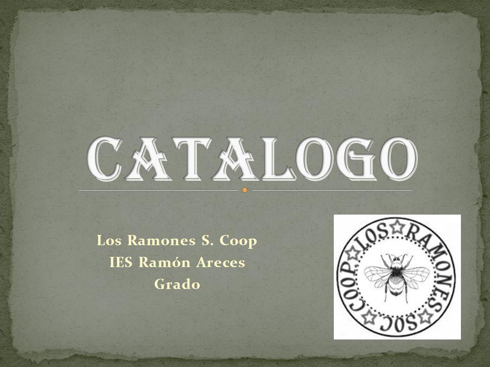 Los Ramones S. Coop IES Ramón Areces Grado