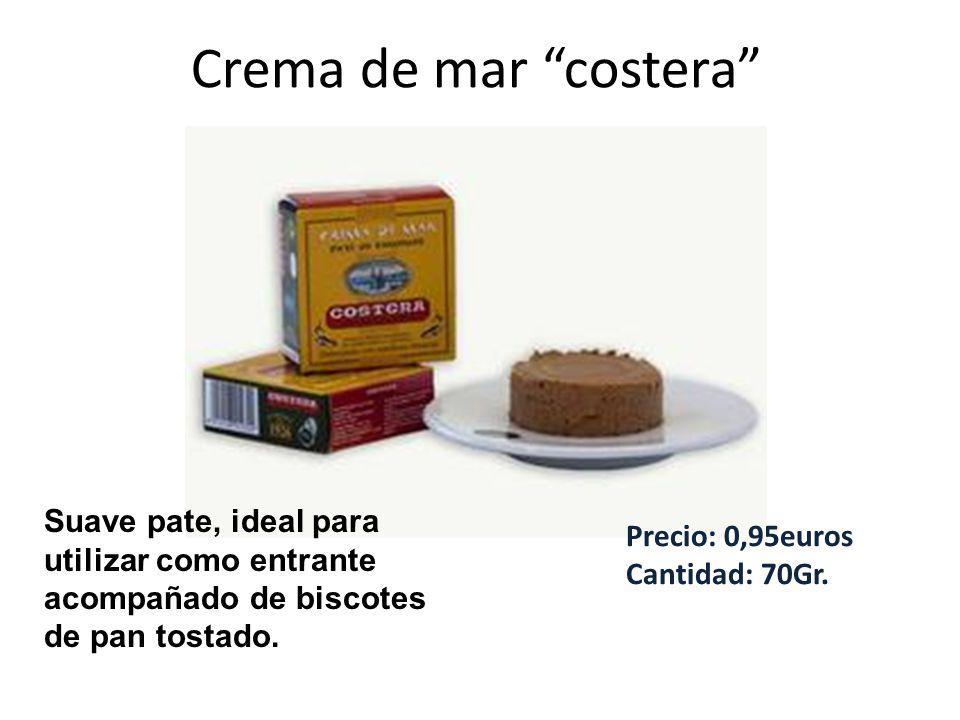 CREMA DE CABRALES TARAGAÑU QUESO - Deliciosa crema elaborada con queso de cabrales y sidra asturiana.