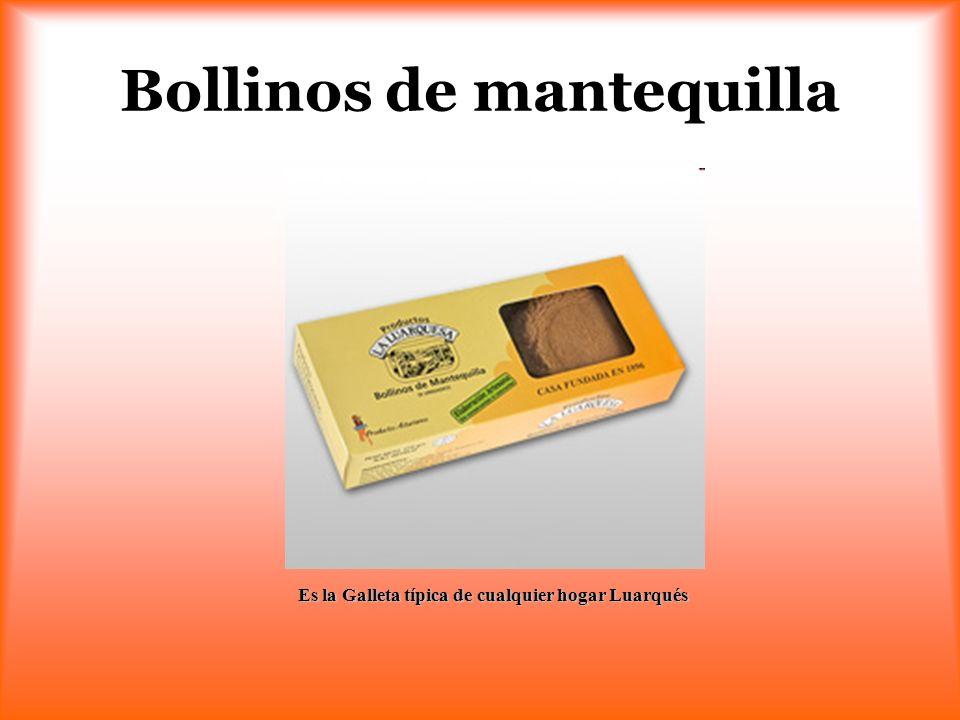 Bollinos de mantequilla Es la Galleta típica de cualquier hogar Luarqués