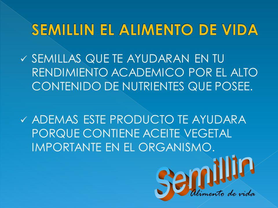Nueces Pistachos Macadamias Avellanas Almendra Pasa Manicris Maní con Ajonjolí NOTA: Las semillas ó frutos secos son 100% NATURALES.