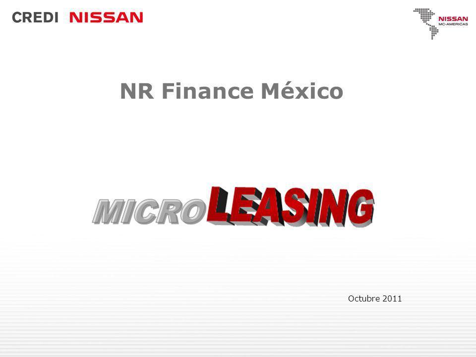 NR Finance México Octubre 2011