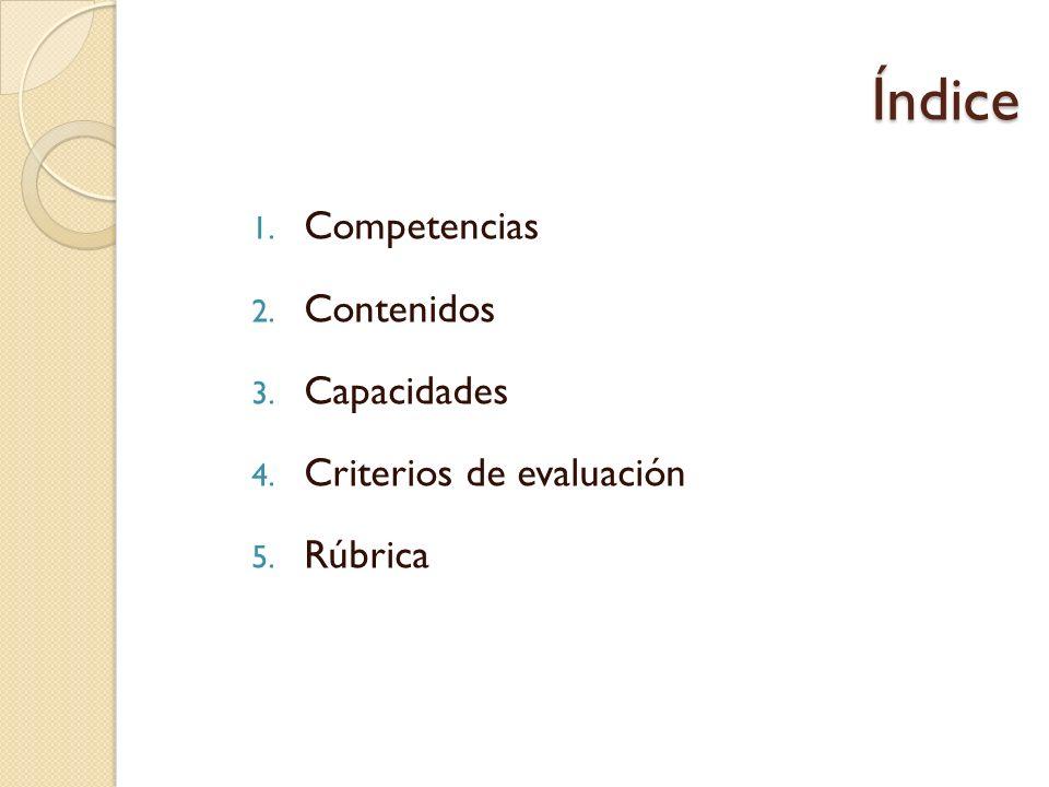 1.Competencias 1.