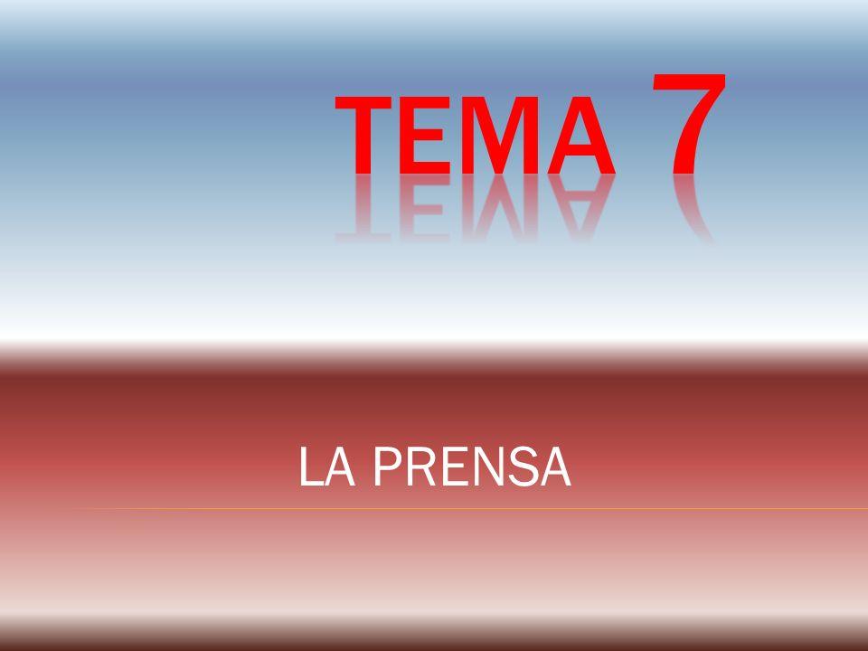 Guion de trabajo A) Lectura Prensa (148-151).