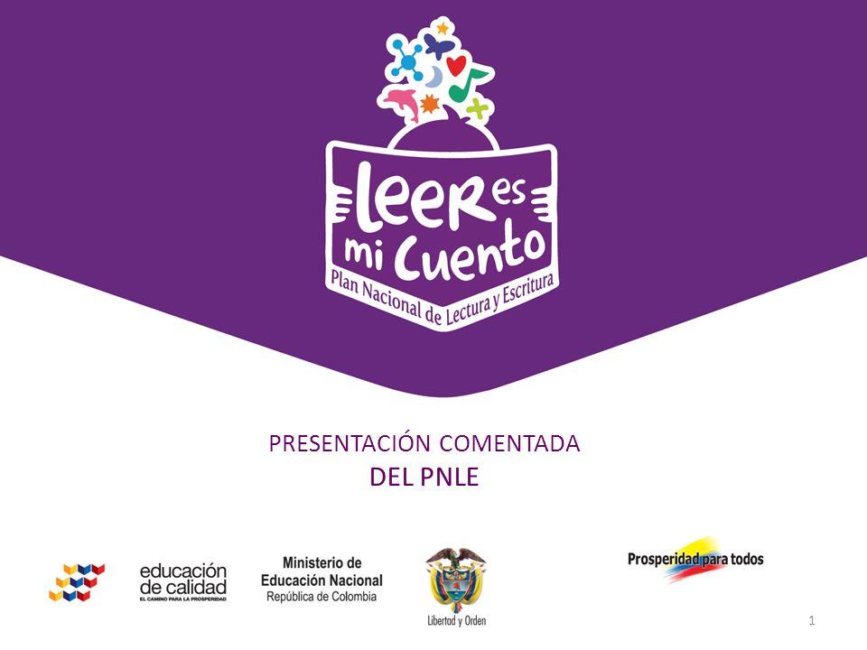 Estrategia de comunicación digital y de redes sociales PRESENTACIÓN COMENTADA DEL PNLE 1