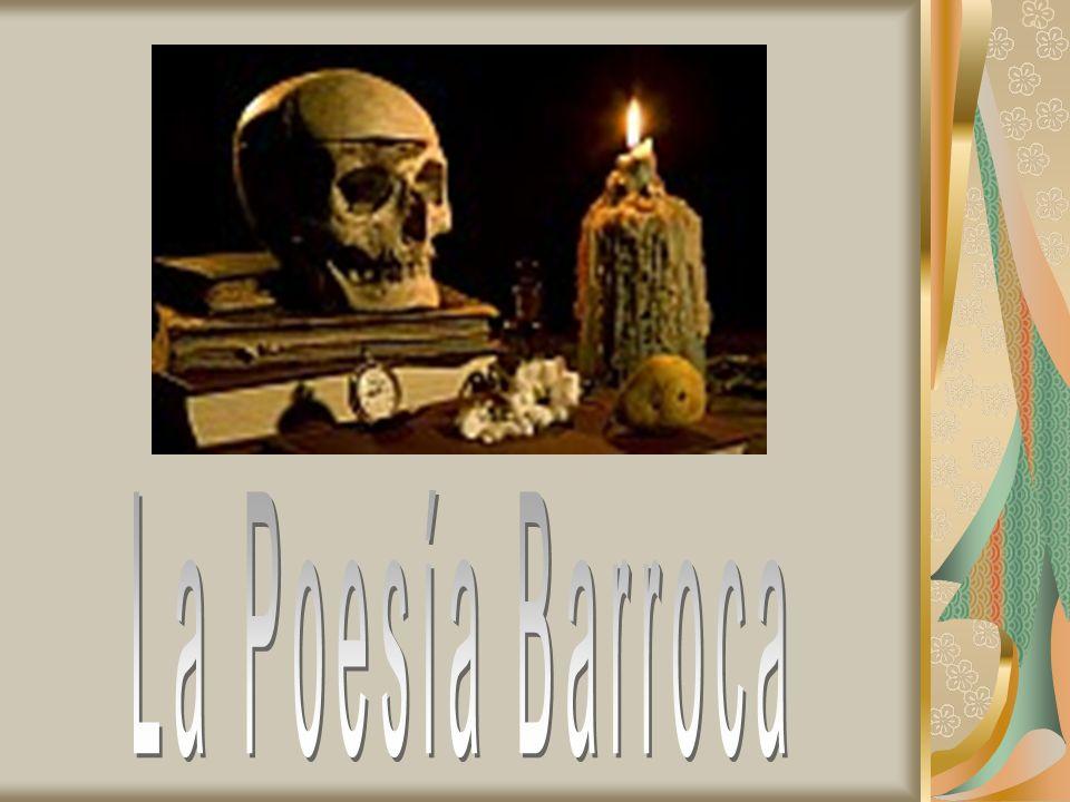 Tendencias de la lírica barroca Los poetas cultos del barroco escribirán siguiendo dos tendencias: Una tendencia que imita la poesía popular, se crearán villancicos, letrillas y romances imitando el estilo y los temas tradicionales.