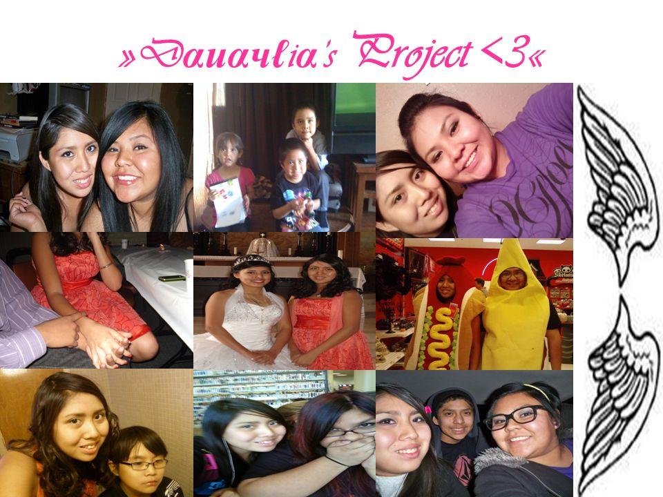 About me :] Hola mi llamo Danaylia Yazzie.Yo tengo catorce anos.