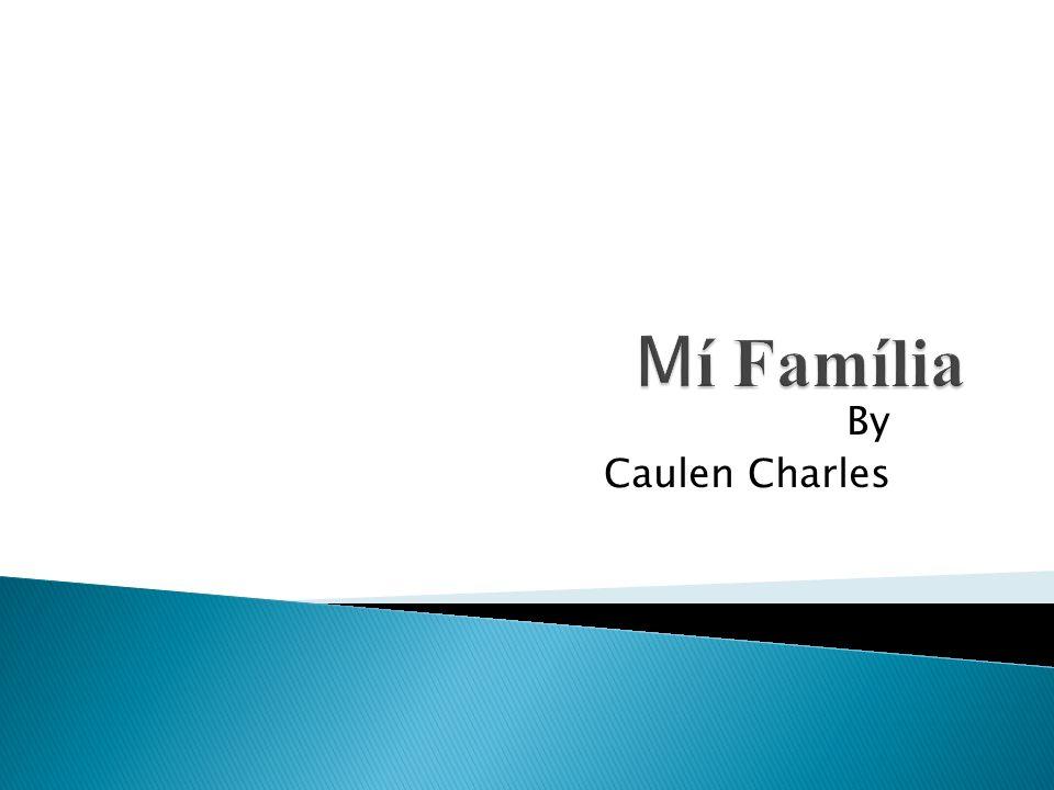 By Caulen Charles