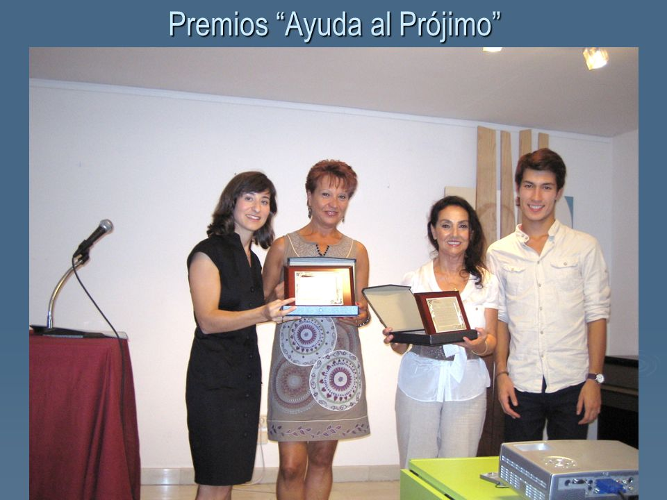Premios Ayuda al Prójimo