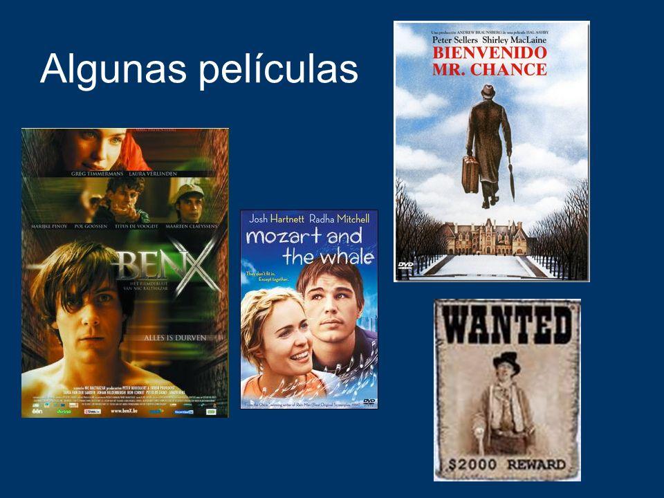 Algunas películas