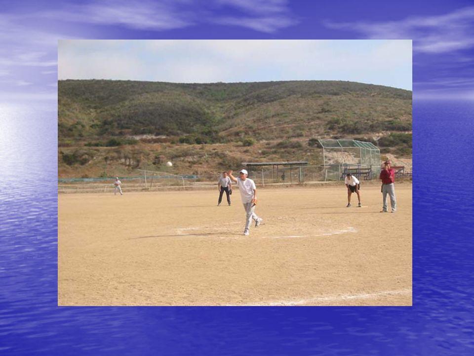 ¿Cómo se juega .Un partido de sóftbol esta formado por siete entradas.