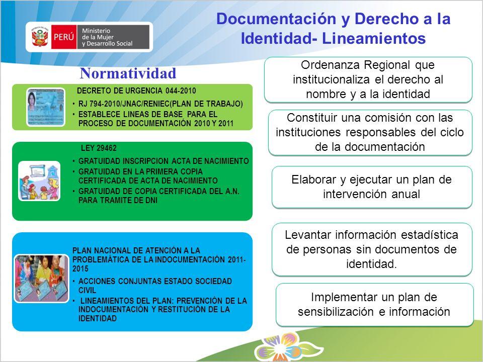 DGM - MIMDES / Julio 200913 1.Marco normativo internacional 2.Marco jurídico nacional general 3.Marco normativo específico de igualdad de oportunidade