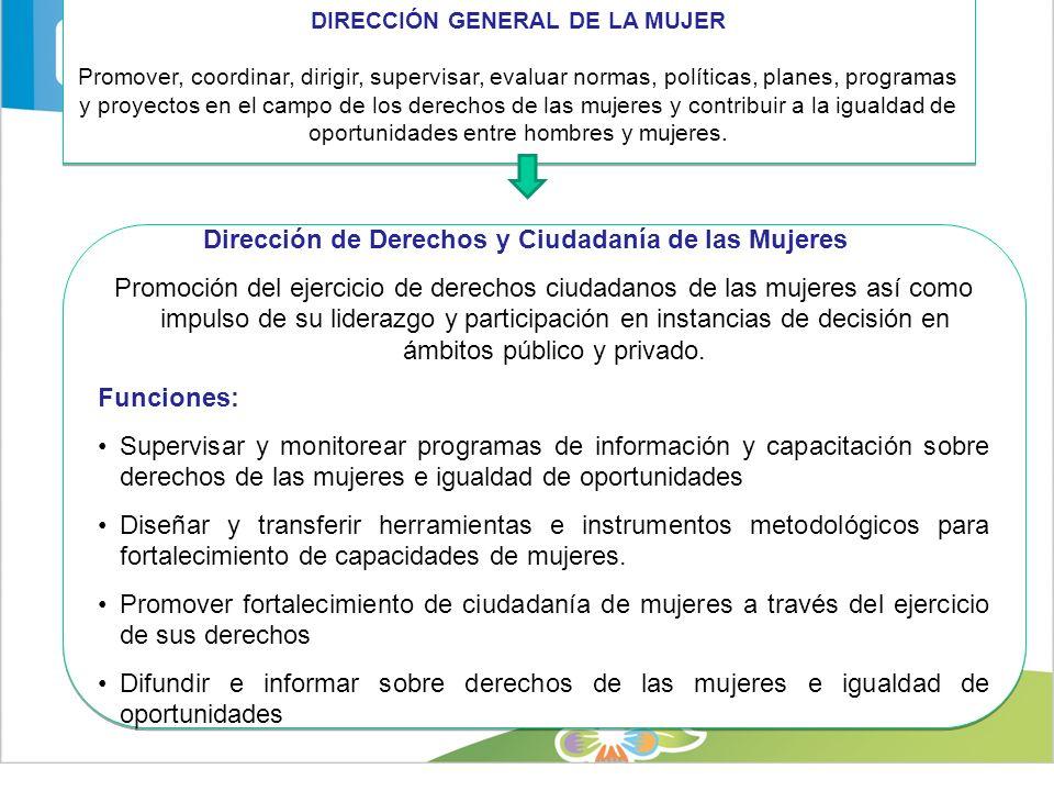 DGM - MIMDES / Julio 20092 1.Marco normativo internacional 2.Marco jurídico nacional general 3.Marco normativo específico de igualdad de oportunidades