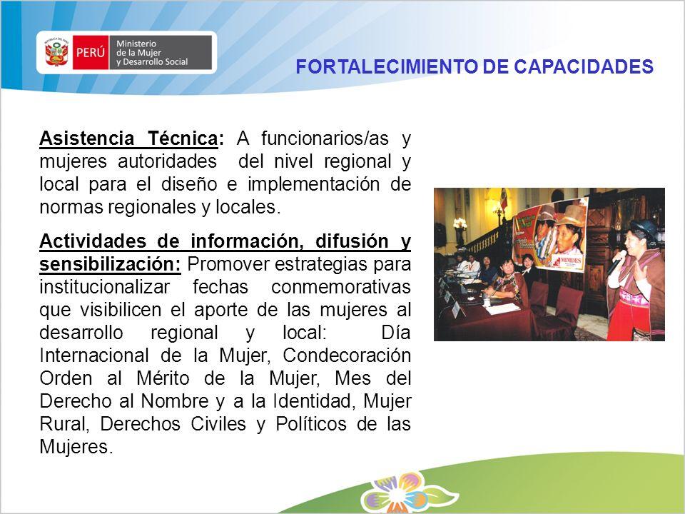 DGM - MIMDES / Julio 200920 1.Marco normativo internacional 2.Marco jurídico nacional general 3.Marco normativo específico de igualdad de oportunidade