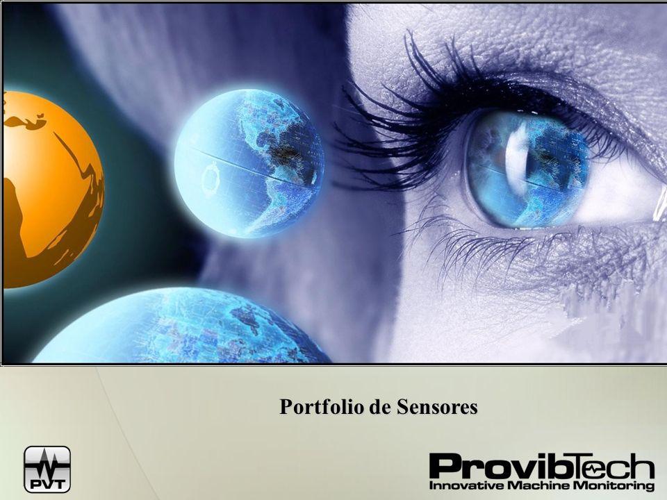 Portfolio de Sensores