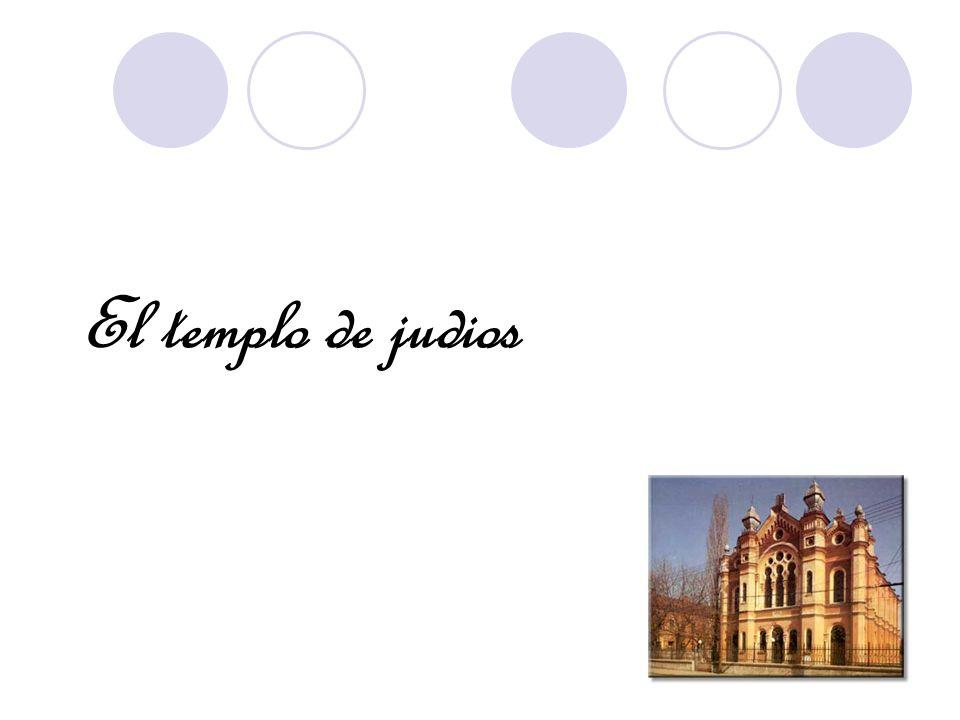 El templo de judios