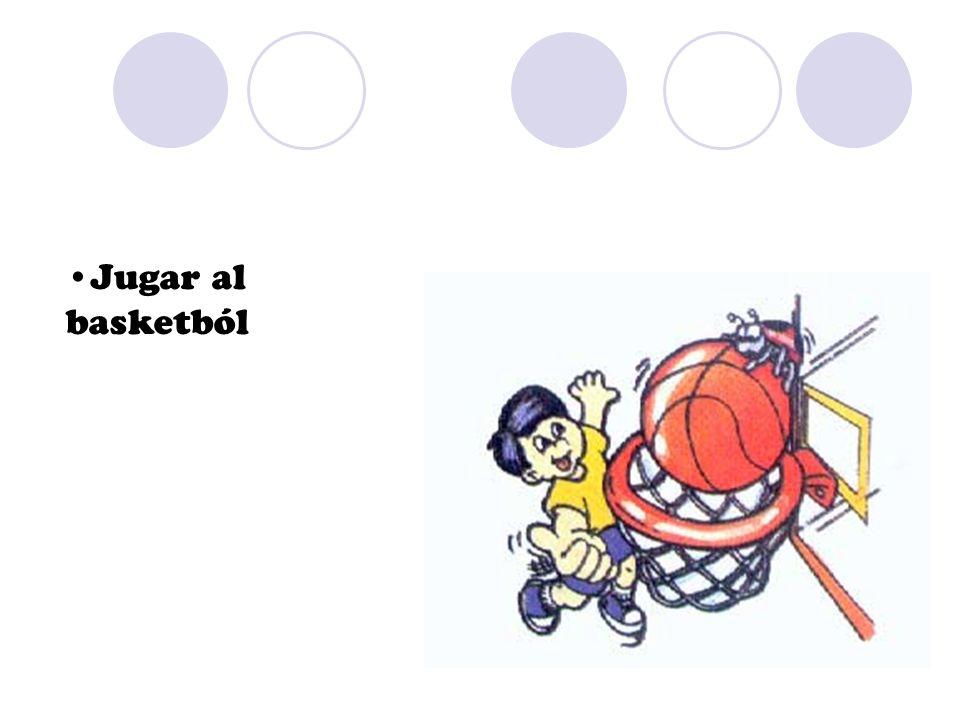 Jugar al basketból