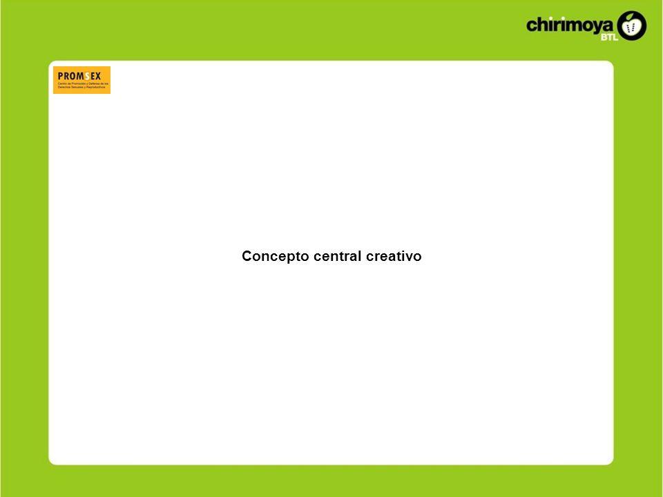 Concepto central creativo