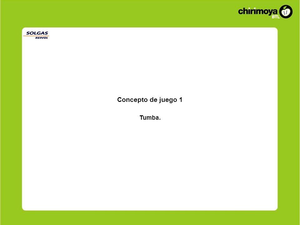 Tumba. Concepto de juego 1