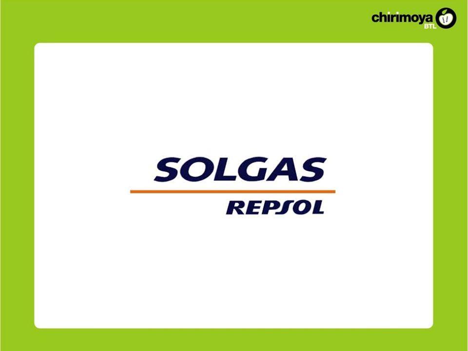 Antecedentes Solgas Repsol quiere hacer acciones de BTL en los meses de verano con el objetivo de reforzar su concepto de marca: CONFIANZA.