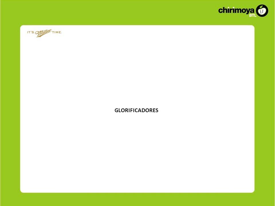 GLORIFICADORES