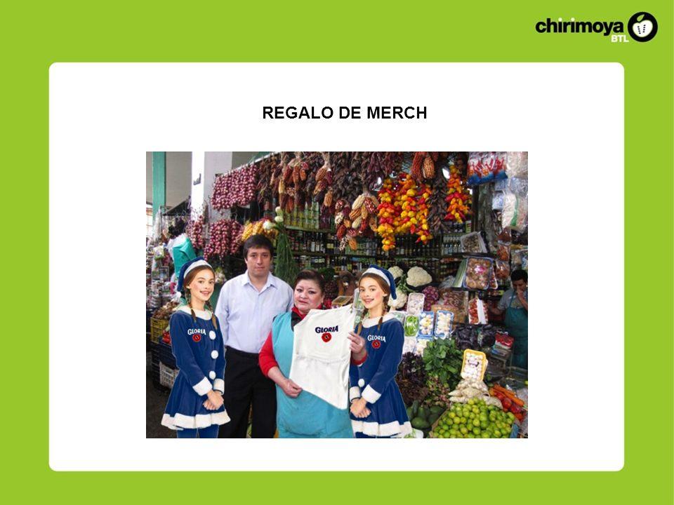 REGALO DE MERCH