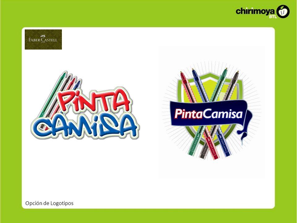 Opción de Logotipos