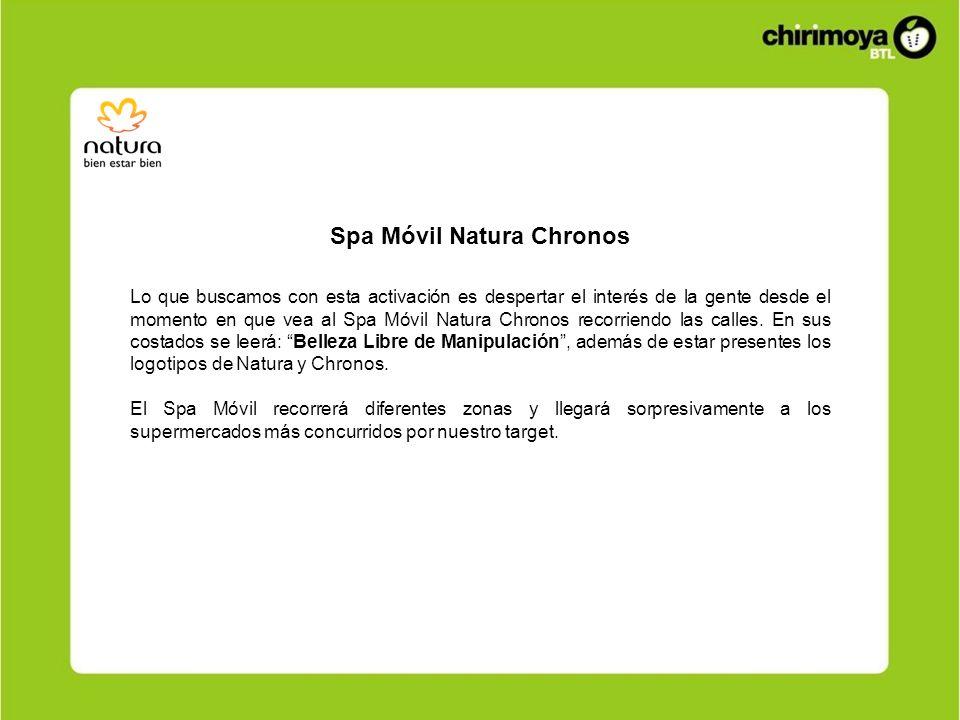 Spa Móvil Natura Chronos