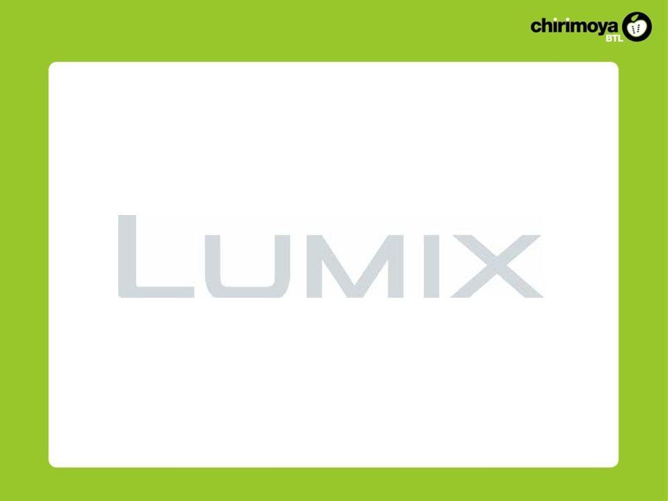Ventas Lumix - Panasonic: NO SE VENDIÓ Ventas Competencia: NO VENDIÓ TIENDA EFE – COMAS Horario: 5 pm a 8 pm