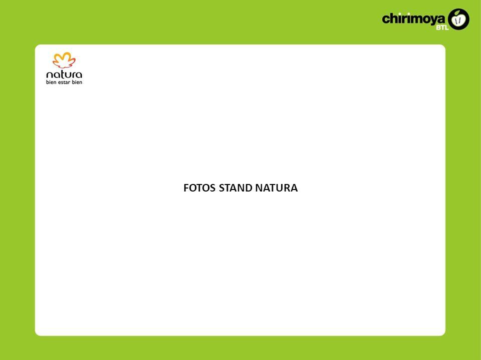 FOTOS STAND NATURA