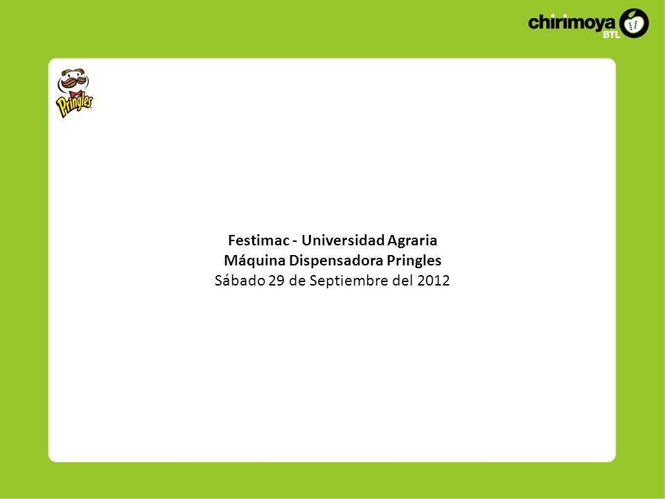 Descripción La activación se realizó el Sábado 29 de Septiembre del 2012.