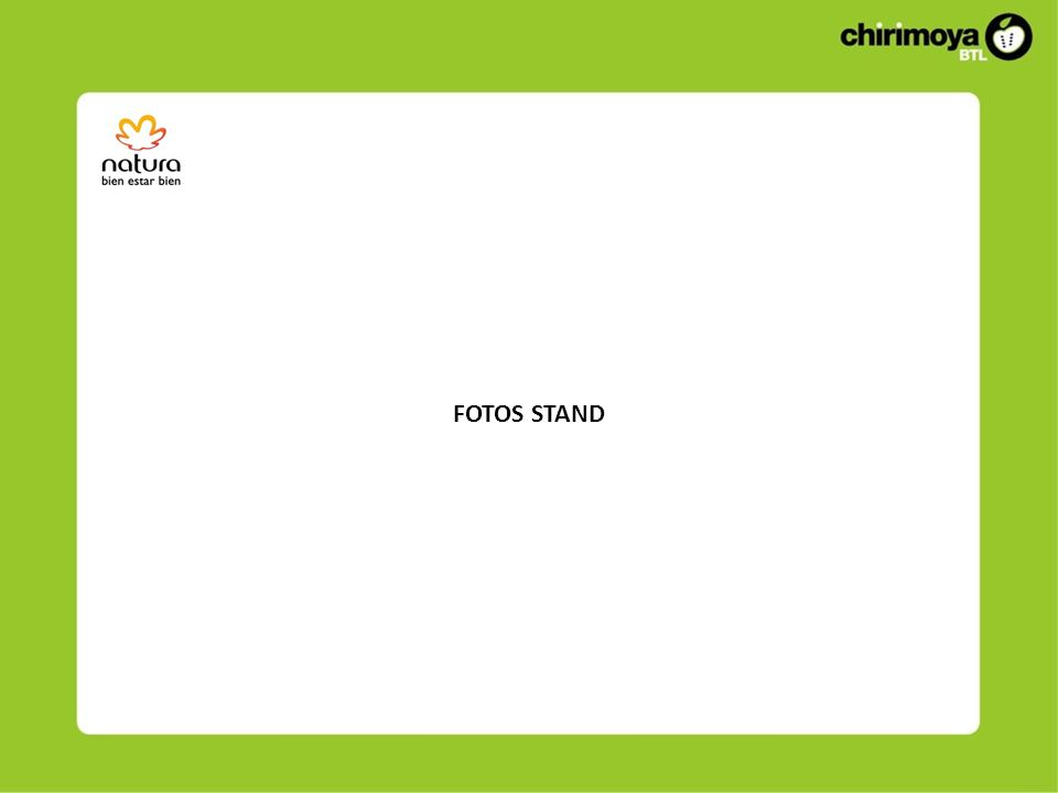 FOTOS STAND