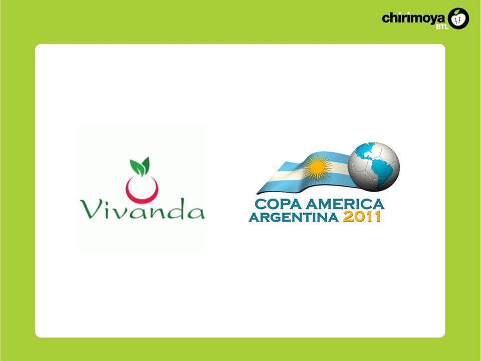 A través de un sorteo, los clientes premium de Vivanda pudieron acceder a pases para disfrutar del evento especialmente organizado para ver la final de La Copa América.