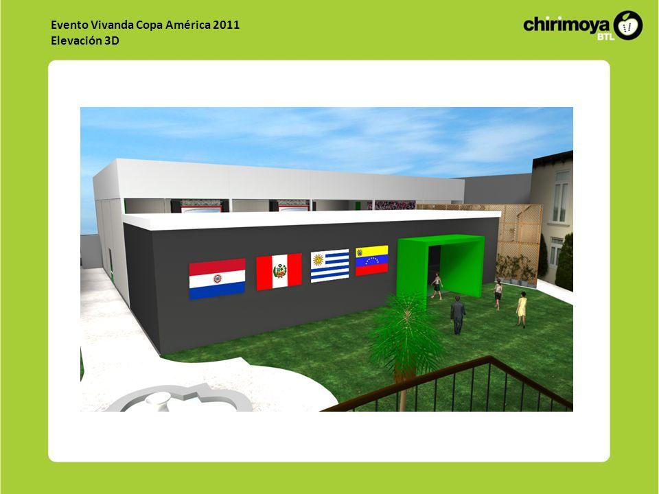Evento Vivanda Copa América 2011 Área de Play Station