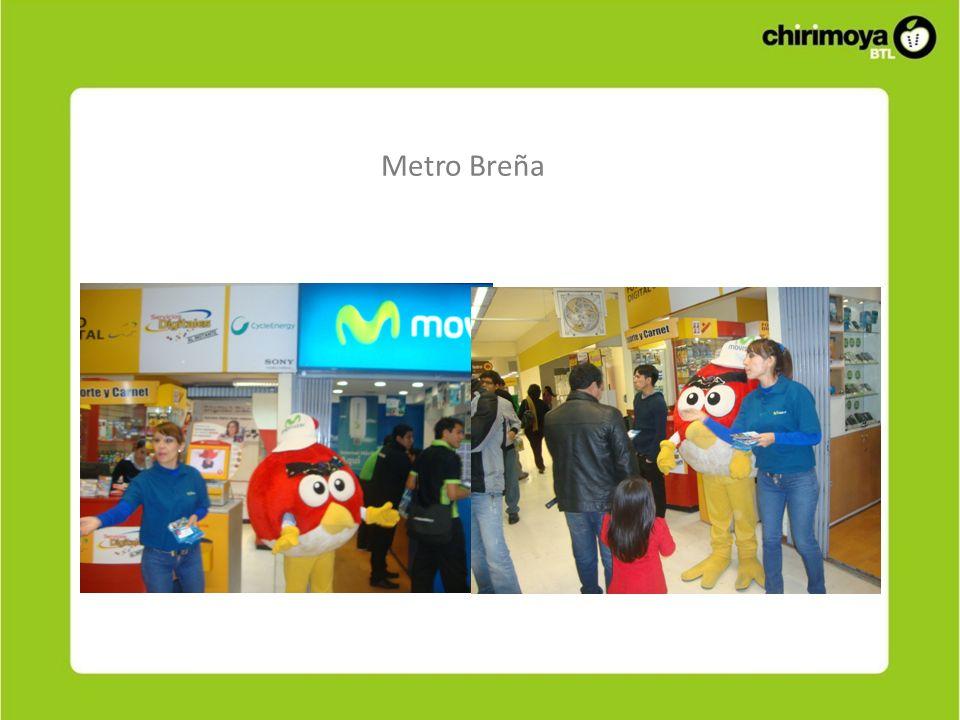 Metro Breña
