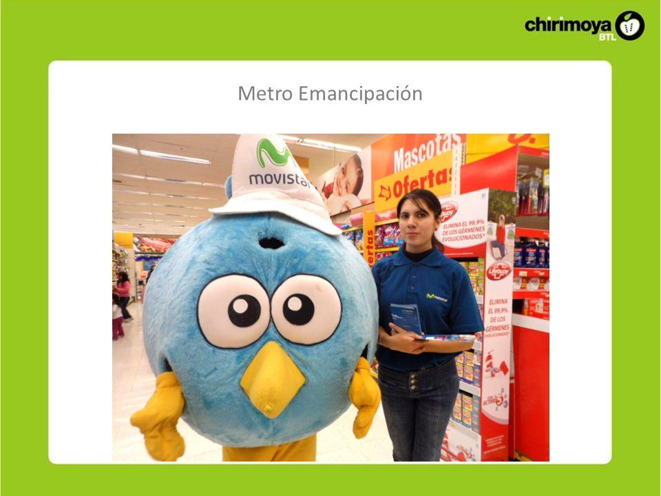 Metro Emancipación
