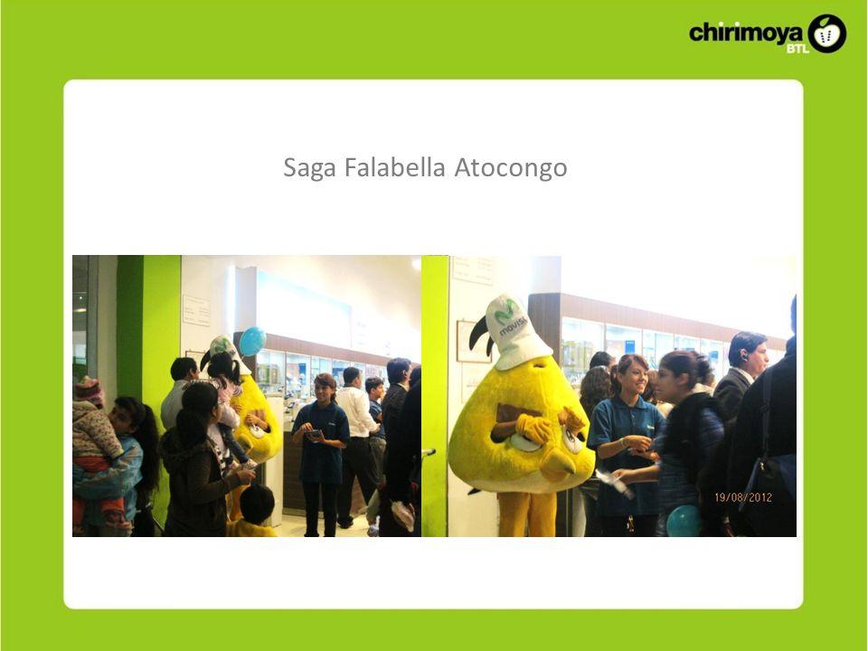 Saga Falabella Atocongo