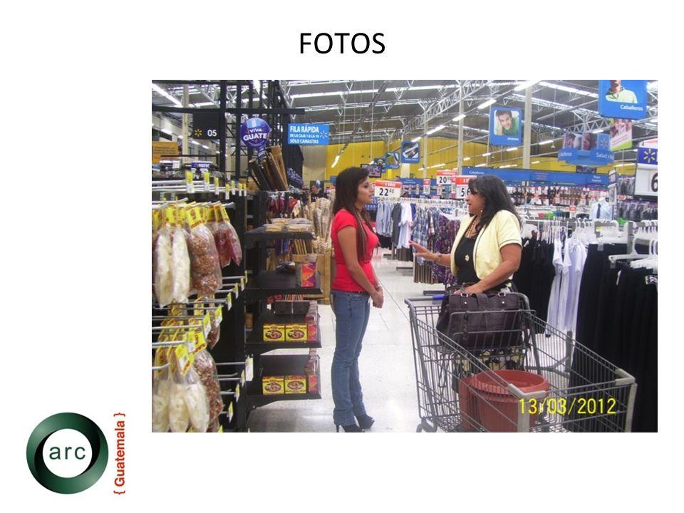 Equipo # 1 Walmart Roosevelt Sábado 15 de Septiembre 2012