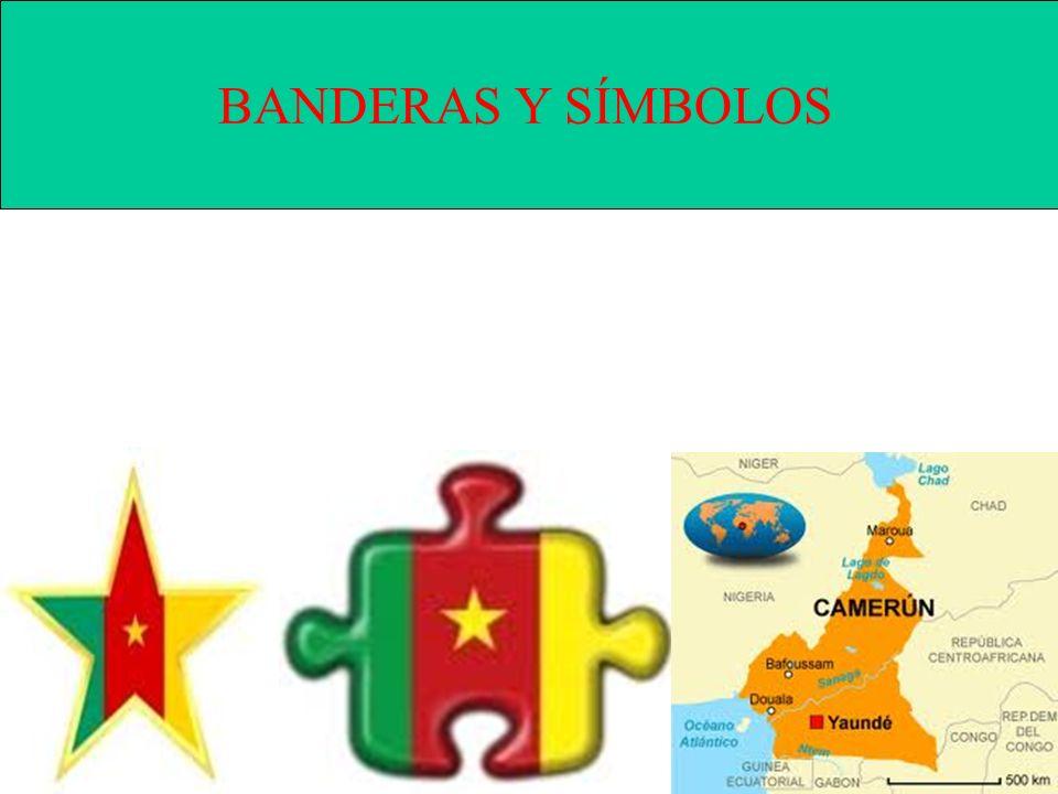 BANDERAS Y SÍMBOLOS