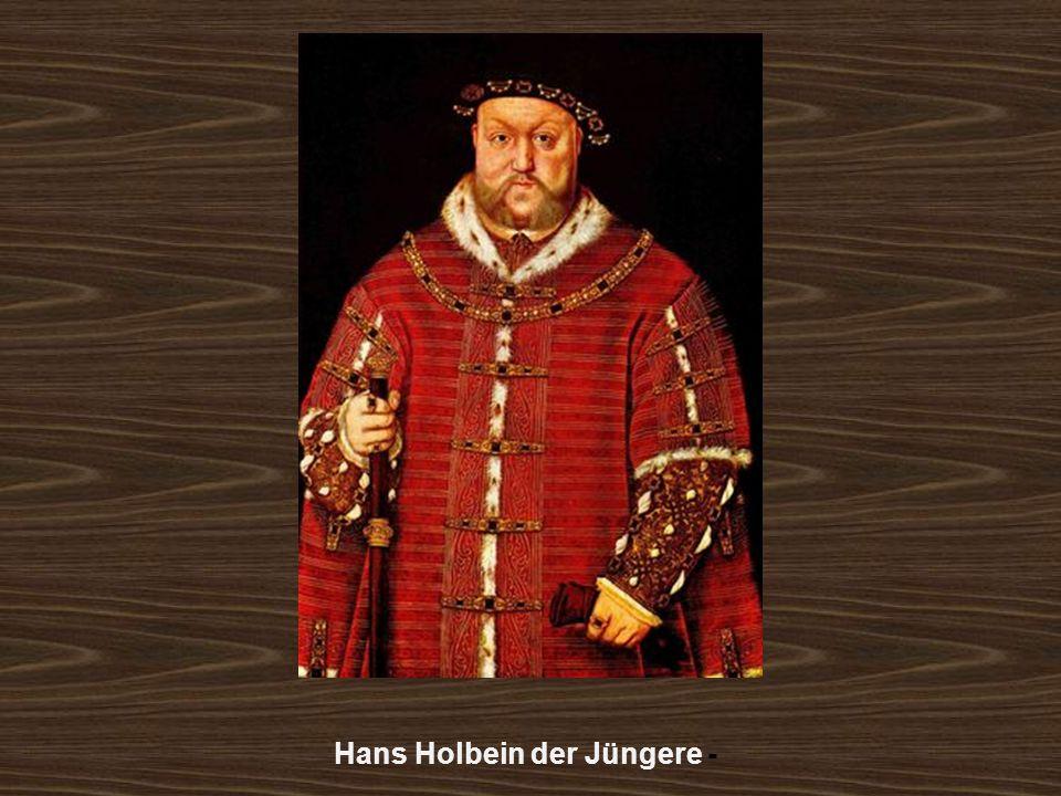 Hans Holbein der Jüngere - Retrato de Enrique VIII - Cuadro 3412 Hans Holbein der Jüngere - Retrato de Enrique VIII - Cuadro 3412 Hans Holbein der Jün