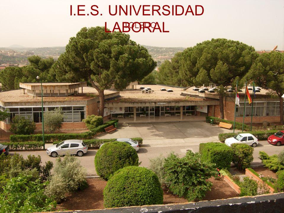 I.E.S. UNIVERSIDAD LABORAL TOLEDO