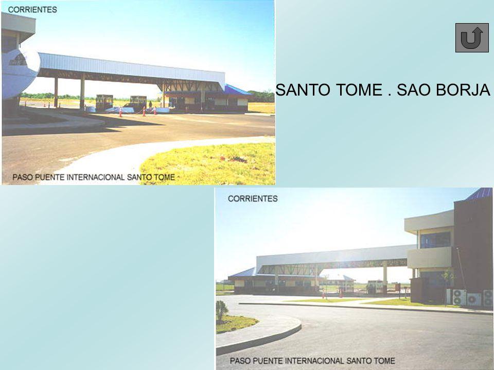 SANTO TOME. SAO BORJA