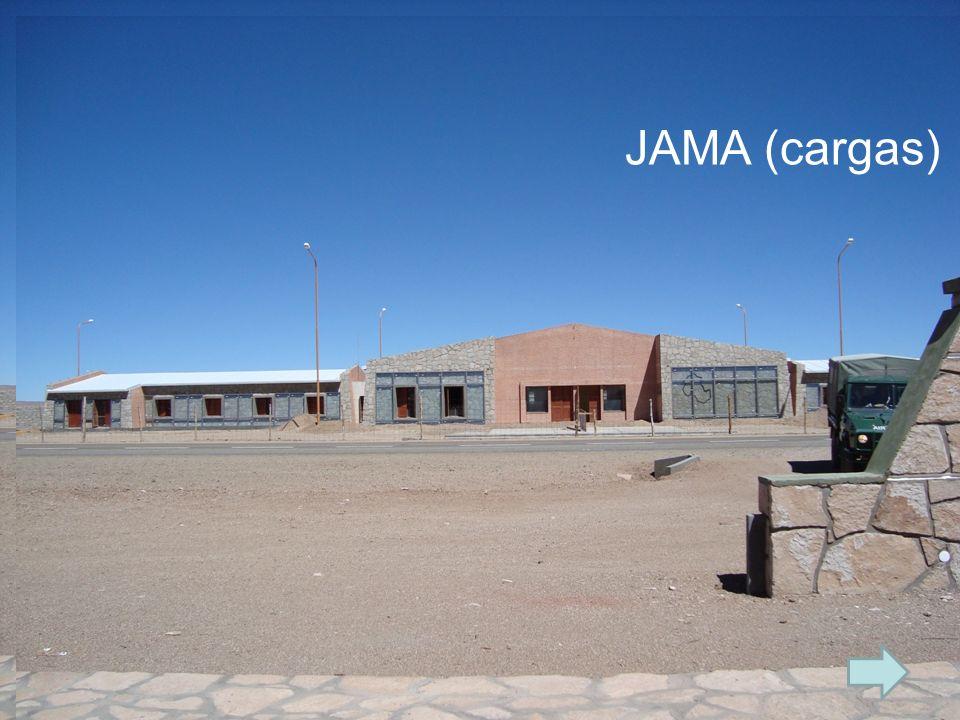 JAMA (cargas)