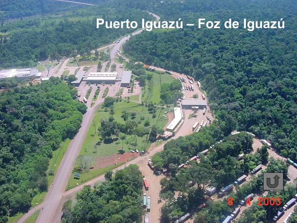Puerto Iguazú – Foz de Iguazú