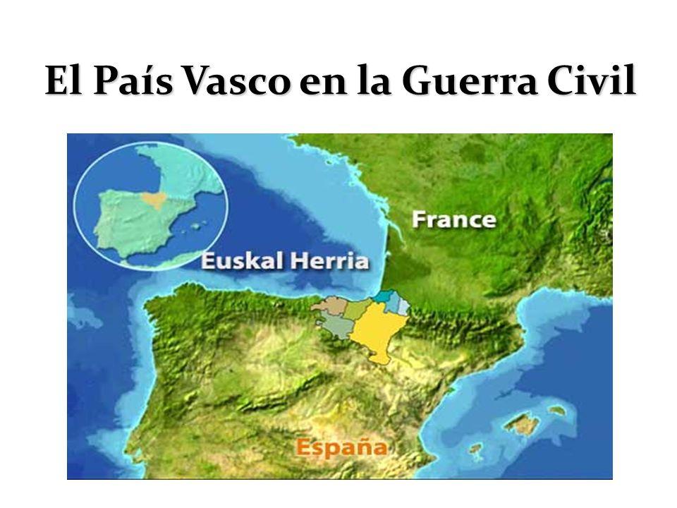 El País Vasco en la Guerra Civil