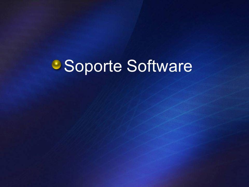 Soporte Software